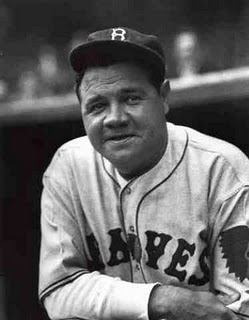 "a biography of george herman ruth or babe ruth a professional baseball player George herman ""babe"" ruth (1895-1948) is arguably the greatest player of all-time the boy labeled as ""incorrigible"" by the st mary's industrial school for."